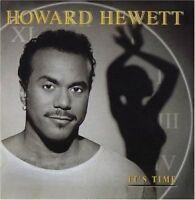 Howard Hewett It's time (1994) [CD]