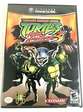 New ListingTeenage Mutant Ninja Turtles 3: Mutant Nightmare (Nintendo GameCube)- Tested