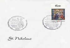West Germany 1979 St Nikolaus Cover VGC