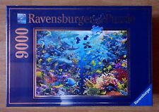 Ravensburger 9000 piece puzzle, 'Underwater Paradise' - Factory sealed !!