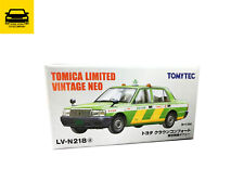 LV-N218a Tomytec Limited Vintage NEO 1:64 Toyota Crown Comfort Tokyo Radio Taxi