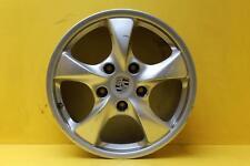 "2003 Porsche Boxster 986 Boxster 17"" Front Wheel Rim Alloy 98636212401"