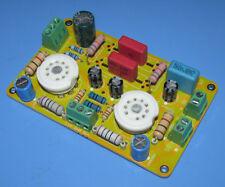 6SJ7 EF86 6J8 Stereo Tube Buffer Preamplifier Preamp For DAC CD Player Audio