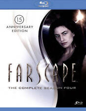 Farscape - Season 4 (Blu-ray, 2014, 5-Disc,15th Anniversary) VG-1925-278-003