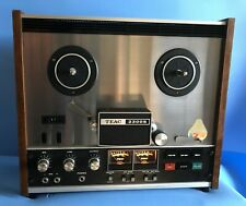 TEAC 2300S REEL TO REEL TAPE DECK RECORDER 4-track, 2-Channel