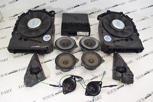 BMW 3 Series E90 E92 E93 2006-2013 Hi Fi System Set of Speakers OEM