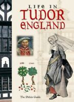 Life in Tudor England (Pitkin Guides) by Brimacombe, Peter Paperback Book The
