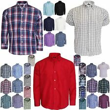 Unbranded Collared Check Casual Shirts & Tops for Men