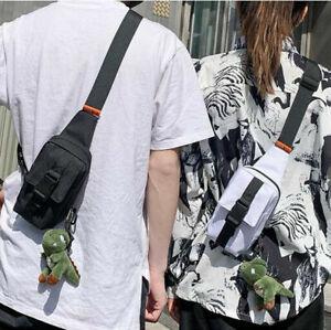 Small Chest Bag Pack Outdoor Travel Sport Shoulder Sling Backpack Cross Body Bag