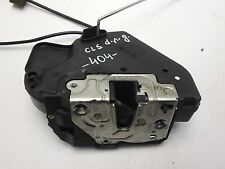 MERCEDES W219 CLS 05-10 REAR RIGHT DRIVER SIDE DOOR LOCK A 2197300235