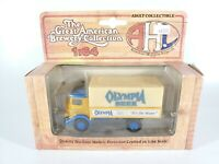 AHL American Highway Legends NIB 1:64 Olympia Beer 1930 Delivery Truck GMC T-70