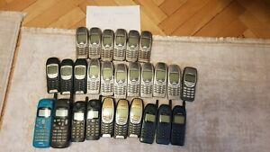 Auflösung Konvolut Nokia Handy Sammlung 27 Stück ,#8