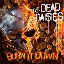 "THE DEAD DAISIES ""BURN IT DOWN"" VINYL LP+CD"
