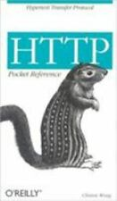 HTTP Pocket Reference: Hypertext Transfer Protocol: By Wong, Clinton