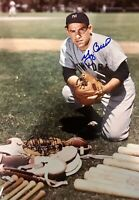 Yogi Berra 8x10 SIGNED PHOTO AUTOGRAPHED ( HOF Yankees ) REPRINT