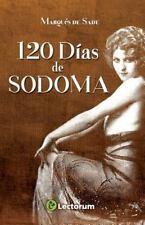 120 Dias de Sodoma by Marquis de Sade (2015, Paperback)