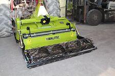 Bodenumkehrfräse Bodenfräse mit Zapfwelle Fräse für Traktor Schlepper