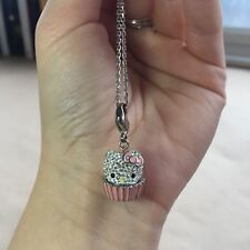 Hello Kitty Swarovski Crystal Charm by Sanrio