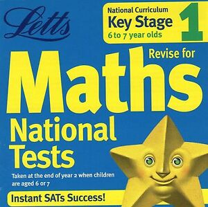 MATHS | National Tests | KS 1 | Age 6 7 | Windows 95 98 XP | 7 8 10 see listing