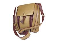 CARTIER Cartier Must De Vintage Dark Yellow Cross-Body Shoulder Bag CS18020L
