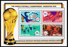 Football Antiguan & Barbudan Stamps (Pre-1981)