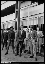 """The Specials Coventry 1979 NEW A1 Size 84.1cm x 59.4cm - approx 33"""" x 24"""" Poster"""
