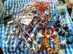 Joblot Of Vintage And Modern Jewellery Mix interesting items