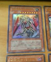 YUGIOH JAPANESE ULTRA RARE CARD CARTE VJMP-JP030 King Barbaros JAPAN NM