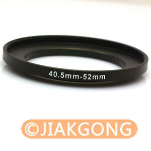 40.5mm-52mm 40.5-52 mm 40.5 to 52 Step Up Ring Adapter