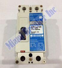 Fd2015 Cutler-Hammer Type Fd 25K Blue Label Circuit Breaker 2 Pole 15 Amp 600V