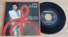 "PINO D'ANGIO - JULIUS CAESAR PLUM CAKE DANCE - 45 GIRI 7"" - FRANCE PRESS"
