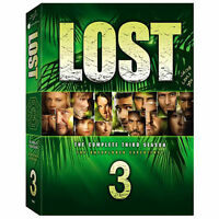 LOST - THE COMPLETE THIRD SEASON / UNEXPLORED EXPERIENCE - (7) DVD SET