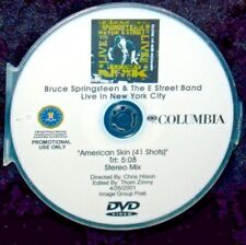 BRUCE SPRINGSTEEN American Skin (41 Shots) LIVE Promo Music Video DVD RARE