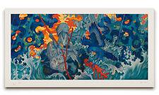 New Mint James Jean Adrift 2015 Signed Limited Edition Giclée Art Print II RARE