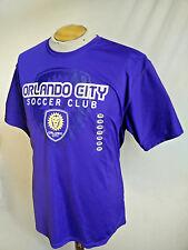 ORLANDO SC CITY SOCCER CLUB Football Lion Shirt 2XL XXL
