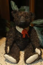 """2005 LIMITED EDITION 1 OF 2  PAT MURPHY MOHAIR 16"""" BEAR """"OLIVER"""""""