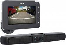 AEG Solar Rückfahrkamera Autokamera Einparkkamera 110° Blickwinkel