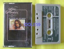 Cassettes audio Nana Mouskouri chanson française