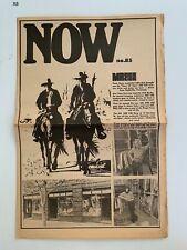 Vintage Newspaper - NOW No 85 February 1973