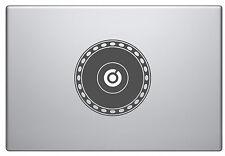 """Cdj Jog Apple Macbook Pro / Air Laptop Sticker / Decal / Gráfico 11 """"de 13"""" 15 """"de 17"""""""