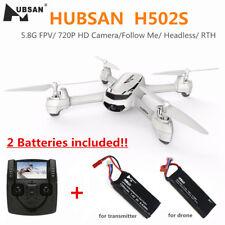 Hubsan X4 H502S 5.8G FPV RC Quadcopter RC Drone RTF 720P HD Camera GPS NUOVO IT