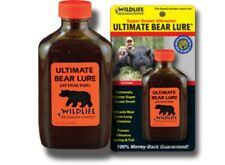 Ultimate Bear Lure - Wildlife Research Center 4 oz Bottle