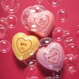 Avon Conversation Heart *Bath Bombs* Variety