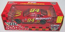 1998 Racing Champions 1:24 BILL ELLIOTT #94 McDonald's Ford Taurus