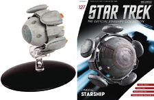 STAR TREK Official Starships Magazine #127 EYMORG ION DRIVE Starship Eaglemoss