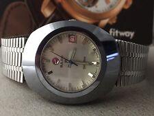 Rado Diastar Automatic Stainless Steel Swiss Men's Dress Watch