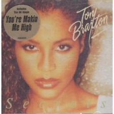 Englische Musik-CD 's-Toni Braxton Bravo vom