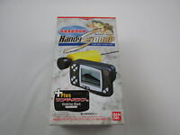 Handy Sonar Black Skeleton Console Wonderswan Japan Ver