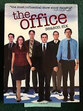 THE OFFICE - SEASON (6) SIX (BOXSET) (DVD) 1685