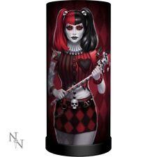 Nemesis Now Dark Jester Gothic Desk Lamp by James Ryman 30cm
